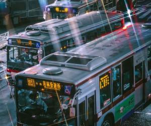 Cinematic Street Photos in Tokyo by Yusuke Kubota