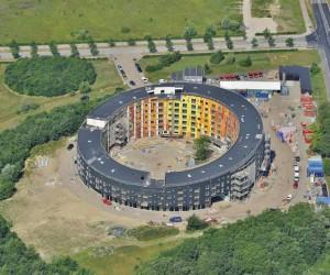 Cirkelhuset by BSAA Arkitekter