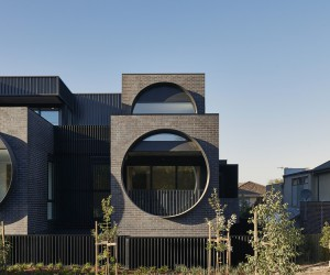 Cirqua Apartments in Melbourne by BKK Architects