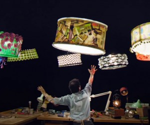 Cirque du Soleils Drone Interactive Performance