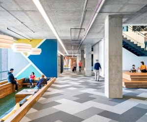 Cisco-Merakis San Francisco Office by Studio OA