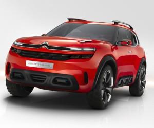 Citron Aircross Concept Car