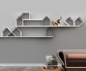 Citybook Modular Bookcase: The Flexible, Ever-Changing Bookcase