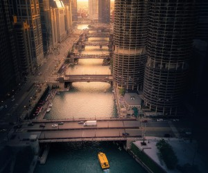 citykillerz: Vibrant Cityscapes of Chicago by Mike Meyers