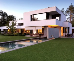 Classic Bauhaus Villa in Munich