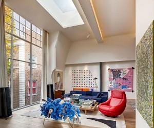 Classic Georgian House in London Gets a Cultured Modern Revamp