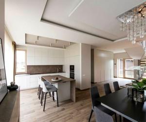Classic Modern Home by Interdio
