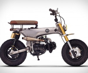 Classified Moto Honda CT70 Scrambler