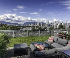 Classy Customized Penthouse In Vancouver