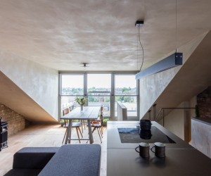 Clay House by Simon Astridge, London
