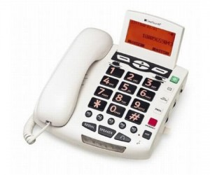 ClearSounds UltraClear Telephone with Caller ID