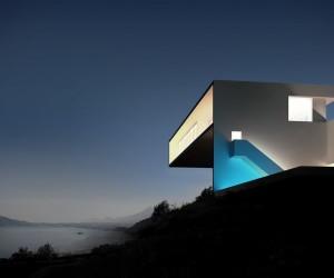 Cliff House Spain