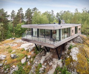 Clifftop Swedish Retreat
