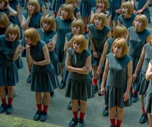 Cloned Peoples Photography by Daisuke Takakura