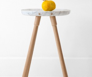 Cloud Table by Frag Woodall