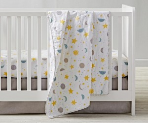 Clouds, Stars, Sun and Moon: Celestial Nursery Motifs