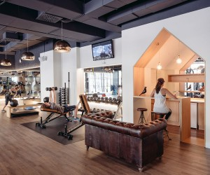 CLUB XII boutique gym in Madrid by i arquitecture