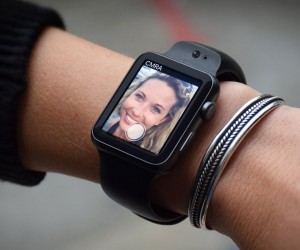CMRA Apple Watch Camera