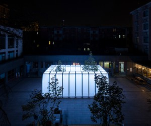 CO2 Pavilion, Beijing, China  Superimpose Architecture