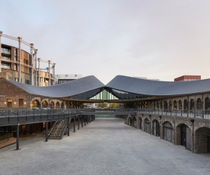 Coal Drops Yard Shopping District Opens In London