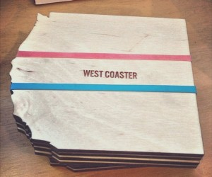 Coast to Coaster Set From Poketo