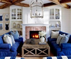 Coastal-style cottage