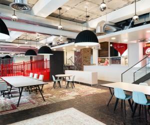 Coca-Cola UK HQ Designed By MoreySmith