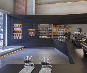 Coffee Bar Kearny by Jones Haydu, San Francisco