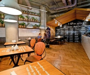 Coffee Cake Cafe by Fruit Design