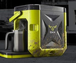 CoffeeBoxx  The Toughest Coffee Maker