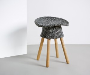 Coiled Stool by Harry Allen Design