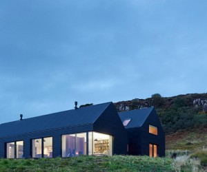 Colbost House by Dualchas Architects