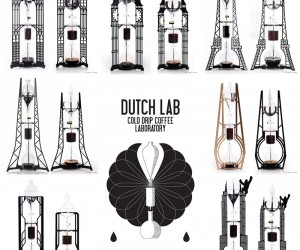 Cold Drip Brew Coffee Makers by Dutch Lab