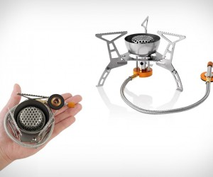 Collapsible Camping Stove