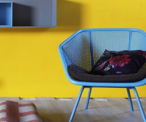 Colony armchair by Skrivo for Miniforms