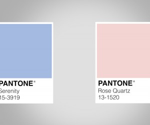 Color for 2016: ROSE QUARTZ  SERENITY by Pantone