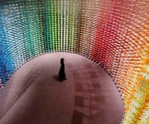 Color Mixing by Emmanuelle Moureaux