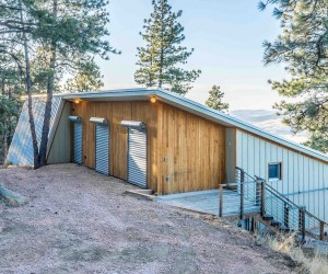 Colorados First International Passive House Inspired by Japanese Design