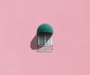 Colorful and Minimalist Architecture Photography by Matas Celis Areco