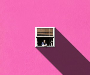 Colorful and Minimalist Urban Photography by Pascal Krumm