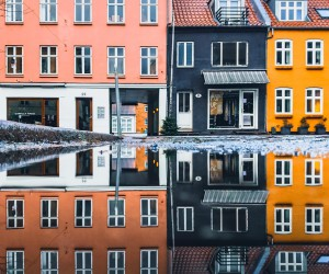 Colorful Architecture and Street Photography in Denmark by Adam Brosbl