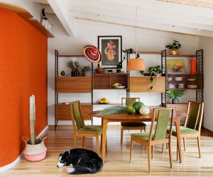 Colorful Fiesta Full of Spanish Flavor Unleashed Inside this Chic Melbourne Home