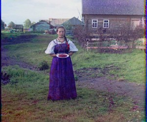 Colorful Photographs of Russia Before Revolution of 1917