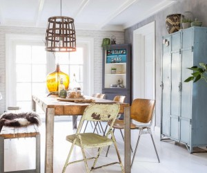 Colorful, rustic and eclectic in Netherlands