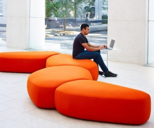 Colours: Vibrant and Soothing Modular Seating