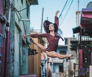 Coming Home: Omar Z. Robles Captures Ballet Dancers in the Streets of Puerto Rico