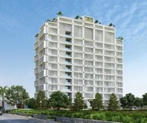 Commercial Hotel Architecture Exterior Design