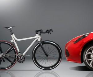 Compagnia Ducale x Alfa Romeo IFD 4C Carbon Fiber Road Bike
