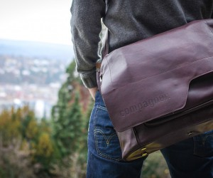 Compagnon  Leather Camera Bag