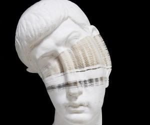Compressed Paper Sculptures by Li Hongbo